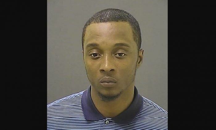 Keon Gray, 29, was arrested in Baltimore, Maryland, for the murder of Taylor Hayes, 7, on Aug. 17, 2018. (Baltimore Police Department)