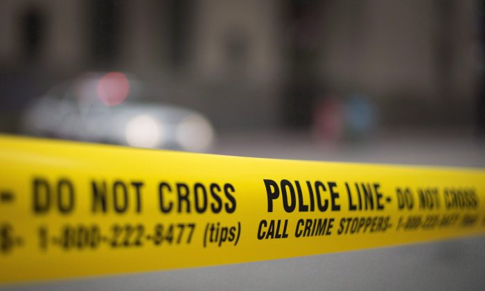 A new Statistics Canada report says the national homicide rate was its highest in a decade last year thanks to a spike in the number of deaths from guns and gang violence. (THE CANADIAN PRESS/Graeme Roy)