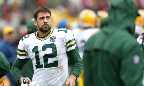 Green Bay Packers Quarterback to Donate $1 Million to Victims of California Fires