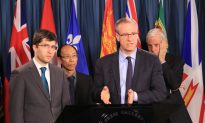 China Targeted by Canadian Coalition on International Human Rights Day
