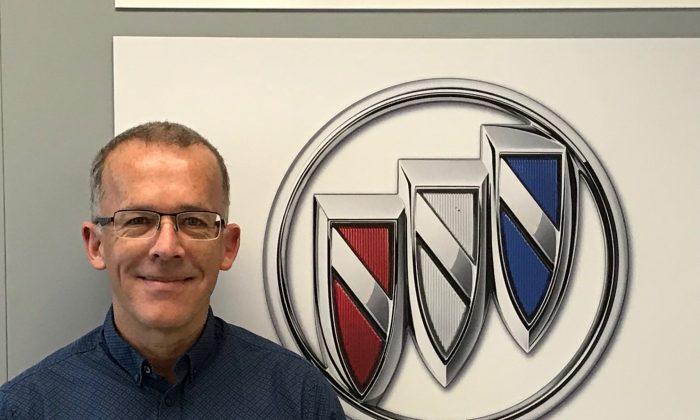 Mark Alger, national marketing manager, Buick | GMC Canada. (David Taylor)