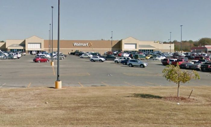 A man and a woman were shot in killed at a Walmart location in Talladega, Alabama, on Nov. 21, according to reports. (Google Street View)