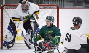 'I'm Pretty Pumped:' On-ice Reunion for Injured Humboldt Broncos Hockey Players
