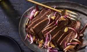 Balsamic and Brown Sugar Brisket