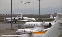 China's Private Jet Brokers Brace for 'Chill' as Market Stalls