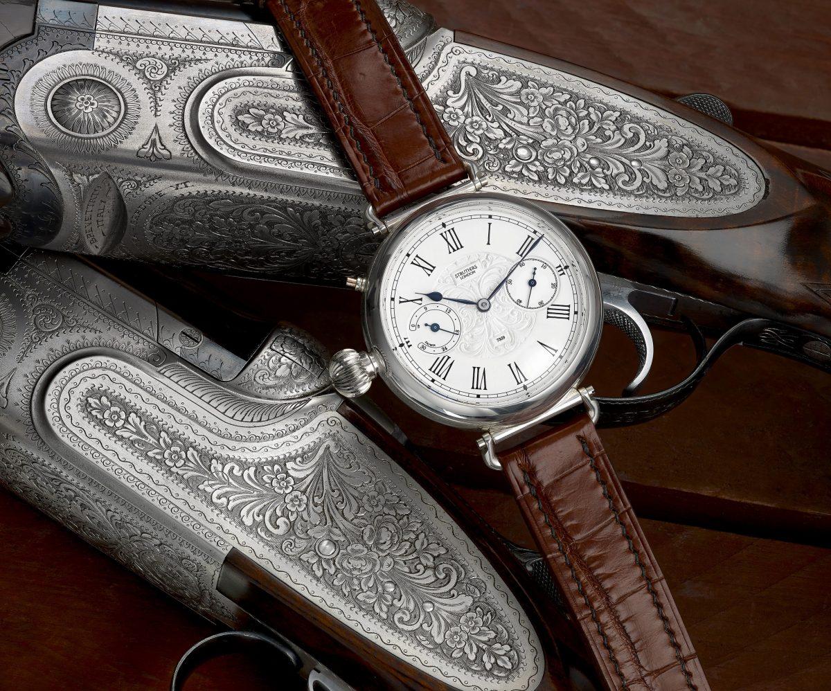 Struthers Watchmakers Kullberg Beretta