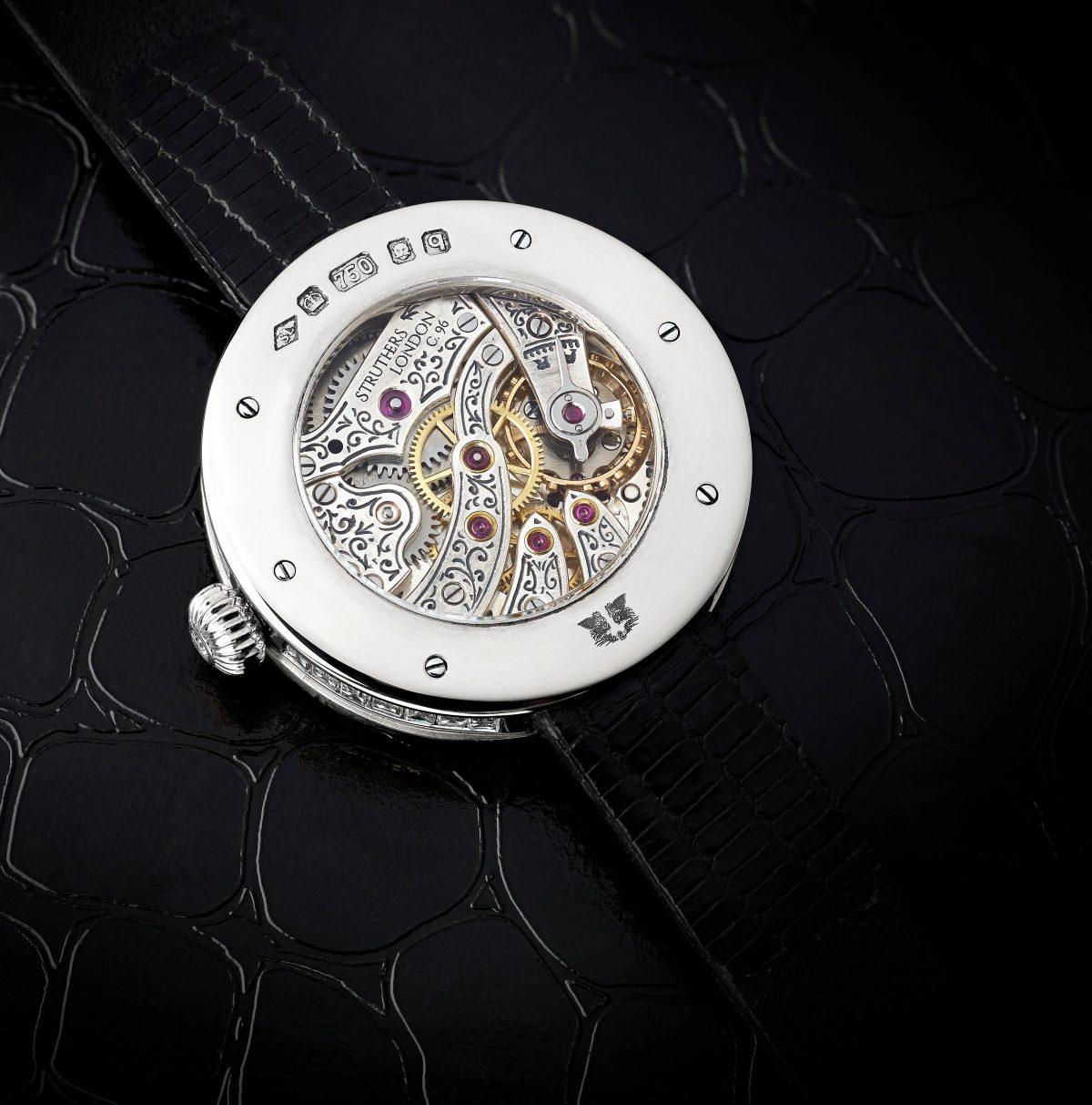 Diamond Struthers Watch
