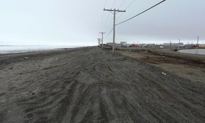 File photo showing the city of Utqiagvik (formerly called Barrow). (Alaska Department of Commerce)