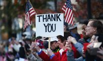 After the Parade: Salute Service in Ways That Count