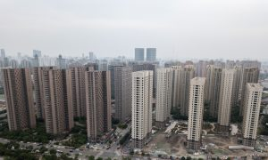 China's State-Run Companies Rush to Liquidate Real Estate Equities