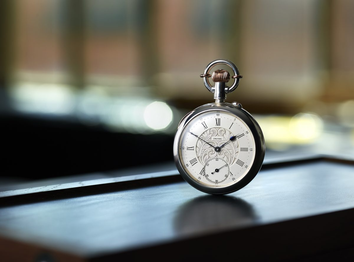 Struthers pocket watch watchmakers