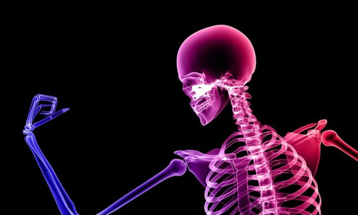 Modern comforts are weakening your bones. (shutterstock)