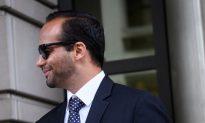 Judge Denies Motion by Papadopoulos to Delay Prison Sentence