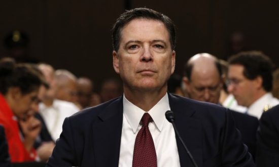 Newly Released Emails Show 'Ethical Mess' Among Top Echelon FBI Officials, Group Says
