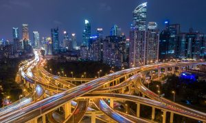 Six Warning Lights Flashing for China's Slowing Economy