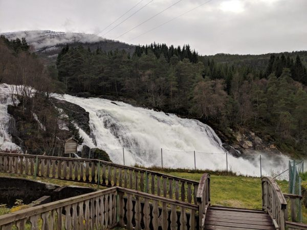 Norway hyrdro