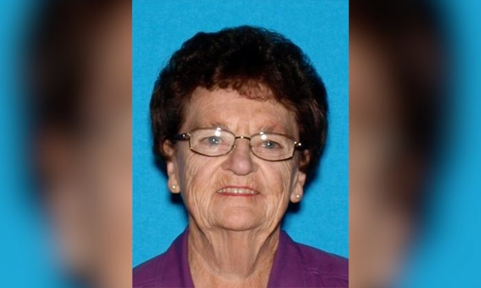 Marilyn Joy Haight, 79, was struck and killed while she was walking home with groceries on the night before Thanksgiving. (LASD Norwalk Station/Facebook)