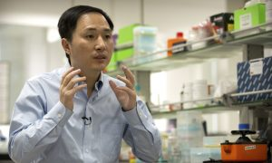 Gene-Edited Baby Claim by Chinese Scientist Sparks Outrage