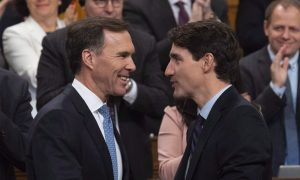 Canada on a Path to Joining Global Debt Bubble