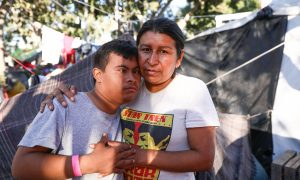 Migrant Mother Says She Was Pressured to Join Border Rush