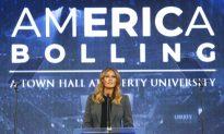 Melania Trump Calls Opioids 'Worst Drug Crisis' in US History