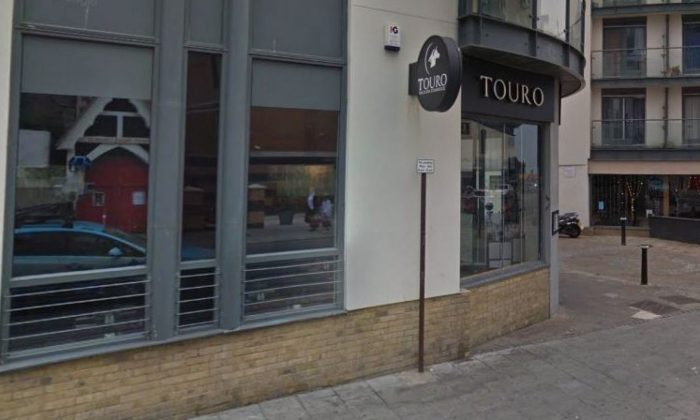 Vegan activists stormed into a steakhouse in the United Kingdom and played recordings of cows being slaughtered for meat, but diners rebuffed them, according to reports. (Google Street View)