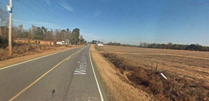 wire grass road