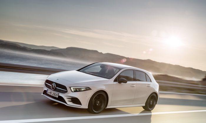 2019 Mercedes-Benz A-Class. (Courtesy of Mercedes-Benz Canada)
