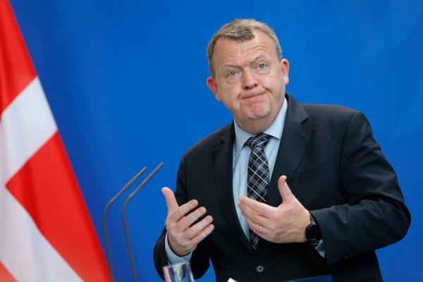 Danish Prime Minister Lars Lokke Rasmussen