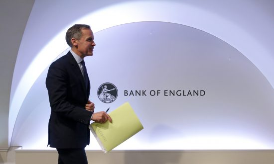 Bank of England Warning Over Worst-Case Brexit 'No-Deal'