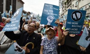 Beijing's All-Out Efforts to Meddle in Taiwan's Elections