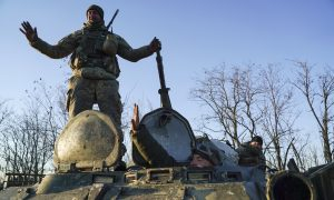 Ukraine Bars Russian Men From Entering Country