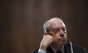 Senate Judiciary Chair Cancels Judicial Nomination Hearing