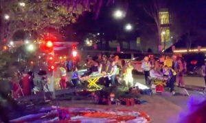 Plane Crash at University in Georgia Caught on Video