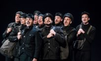 Theater Review: 'All Is Calm: The Christmas Truce of 1914'