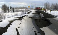 Anxiety in Alaska as Aftershocks Rattle Residents