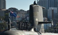 Australia's New Submarines Set To Protect Region