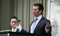 Donald Trump Jr. Says He'll Campaign Against Justin Amash as Poll Shows Challenger Surging