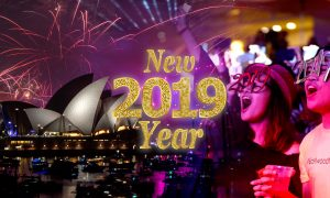 Hello, 2019: Revelry and Reflection Greet New Year