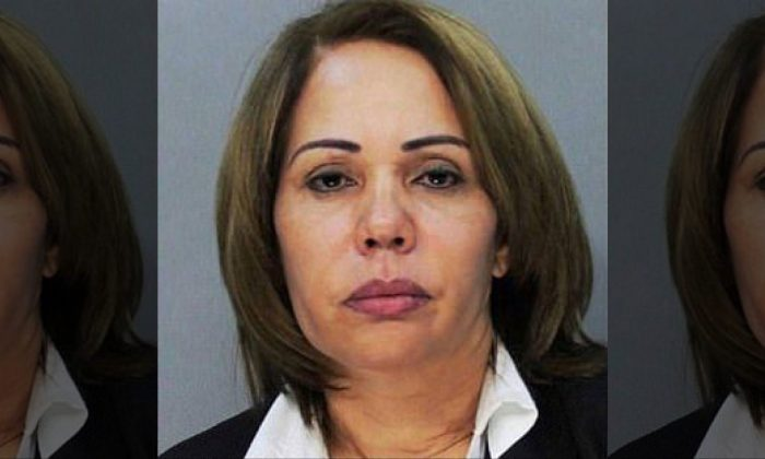 In an undated photo, Fior Pichardo de Veloz, 55, has brought a lawsuit against a doctor and nurse at the Miami-Dade Corrections Department after she was mistakenly booked into a Florida jail as a man and forced to spend 10 hours in a holding cell with male inmates. (Miami-Dade Corrections Department)
