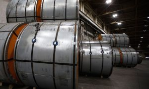 Canada's Construction Steel Buyers Face Tariff 'Roulette'