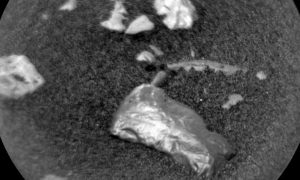 Mars Rover Spots 'Shiny' Objects on Mars; NASA Isn't Sure What They Are