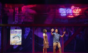 Theater Review: 'Wild Goose Dreams'