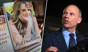 Actress Stormy Daniels Hit With $800,000 Call For Legal Fees, Penalties