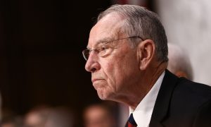 Grassley Questions FBI Over Raid of Clinton Foundation, Uranium One Whistleblower