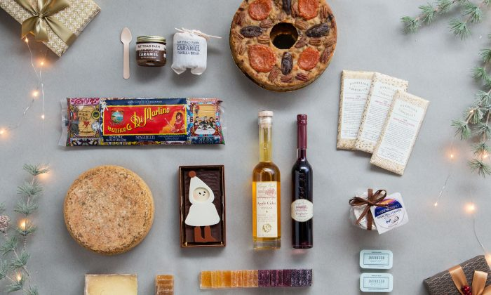 From chocolate lovers to carnivores, find the perfect gift for everyone on your list.  (Samira Bouaou/The Epoch Times)
