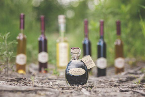 George Paul Vinegar Emilia balsamic style vinegar