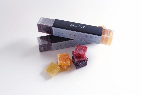 Recchiuti Confections Pâtes de Fruits.