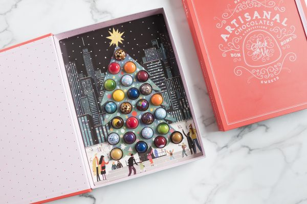 Stick With Me Sweets Holiday Gift Box