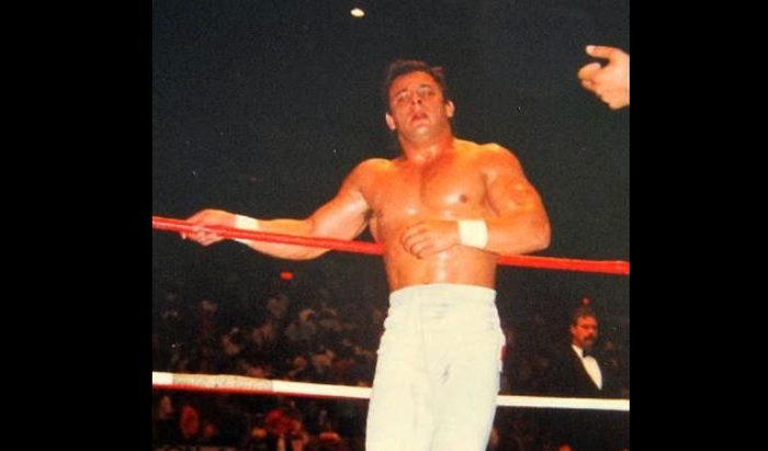 Former WWE wrestler Dynamite Kid, whose real name is Thomas Billington, died on his 60th birthday, according to reports. (DianesDigitals via Creative Commons Attribution-Share Alike 2.0 Generic license.)